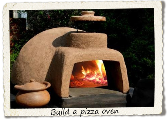bucket list: build a pizza oven