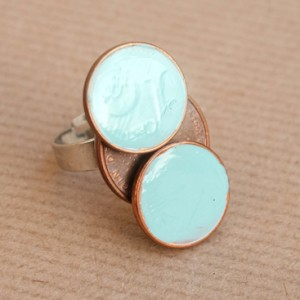 coin ring small