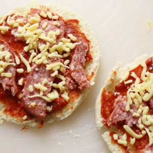 recipa sweet pita bread pizza small