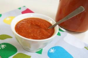 homemade tomato ketchup recipe