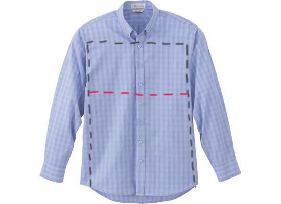 mens shirt to cute top diy