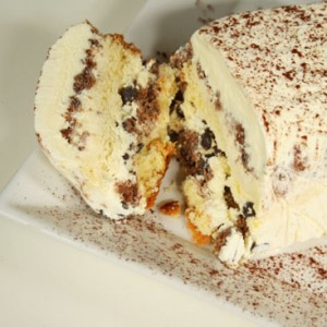 ice cream cake recipe small