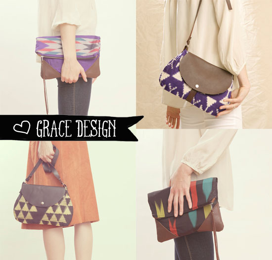 Love this - Grace Design handbags