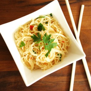easy lunch noodles small