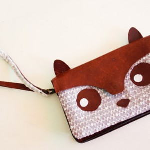 DIY - Fox purse tutorial small