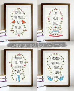Designed By Wilma - Etsy Shop Online!