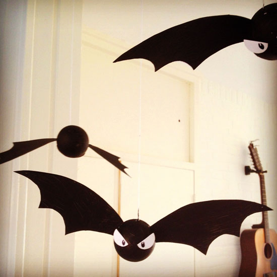Decorating Ideas > Gallery For > Diy Halloween Decorations Bats ~ 041245_Halloween Decoration Ideas Bats