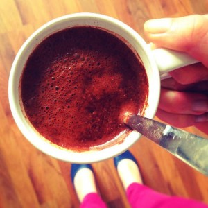 Hot cocoa recipe small