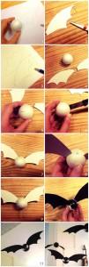 DIY - Halloween decoration: Bat tutorial!