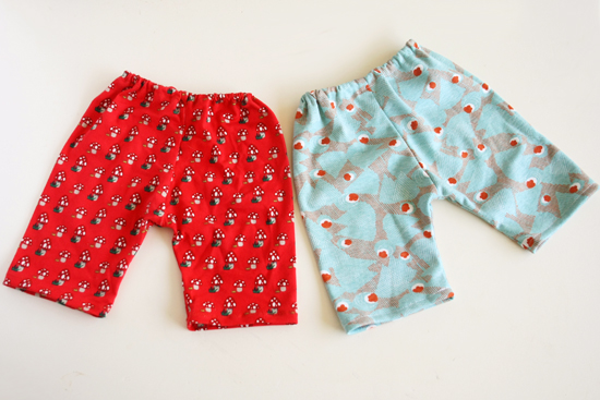 jersey baby pants diy