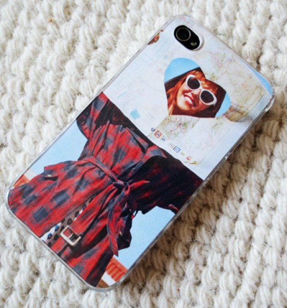 DIY – How to make a photo iPhone case