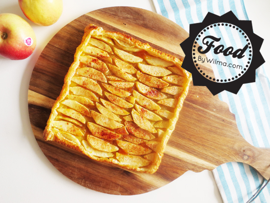 Recipe - easy peasy apple pie