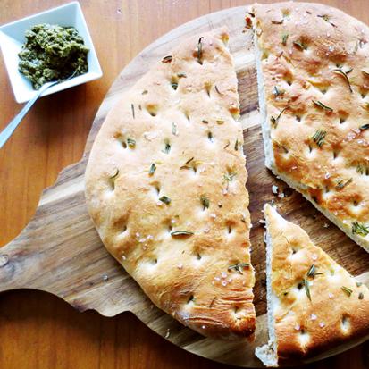 foccacia bread recipe