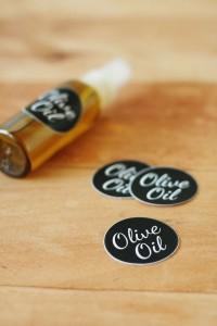 DIY - Olive oil spray bottle