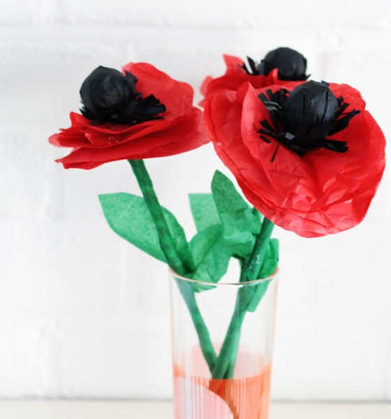 DIY – Celebrate spring with Lollipoppies!