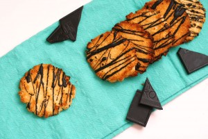 Recipe - Almond and coconut cookies (Paleo)