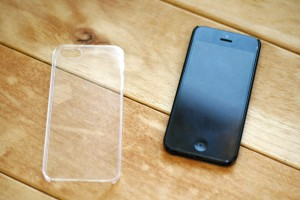 DIY - Lace phone case
