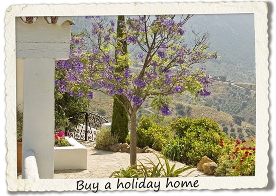 bucket list: buy a holiday home