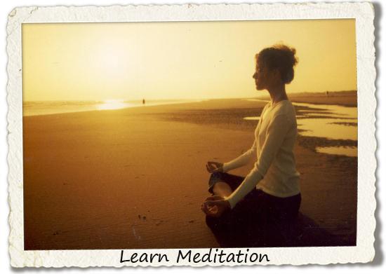 bucket list: learn meditation