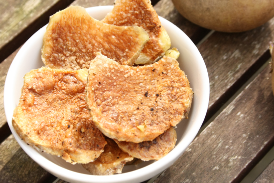 recipe microwave potato chips