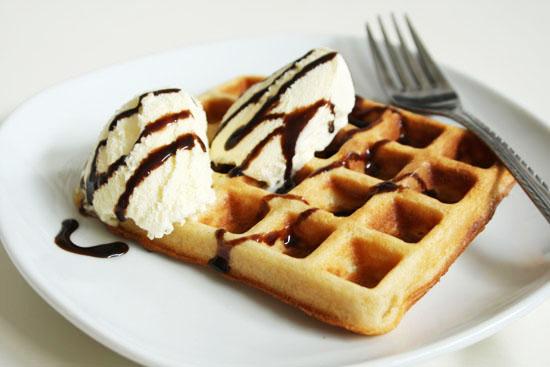 Recipe - Belgium waffles