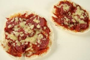 recipa sweet pita bread pizza