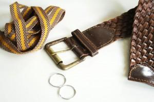 recycled belt camera strap diy