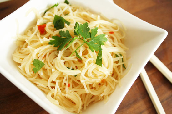 easy lunch noodles recipe