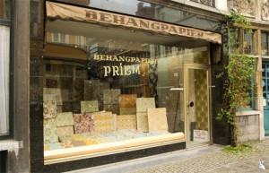 Wallpaper Priem, Gent