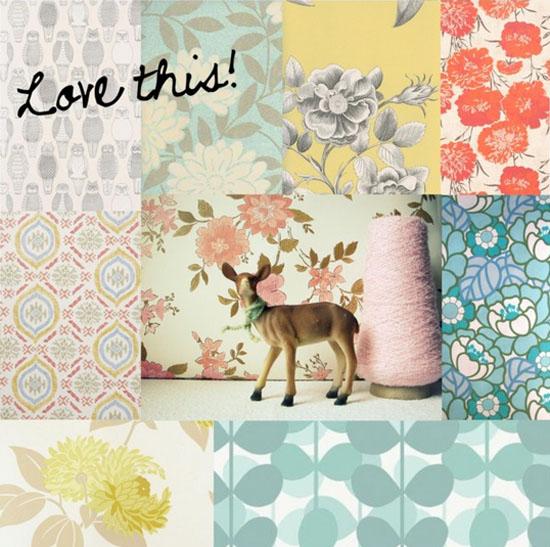 love this - wallpaper