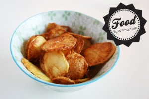 Recipe: homemade potato chips