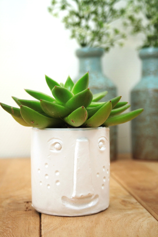 DIY - Face planter tutorial