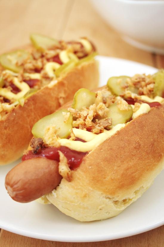 hot dog buns recipe 3